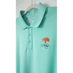 Under Armour Kiawah HeatGear Golf Polo Size 2XL